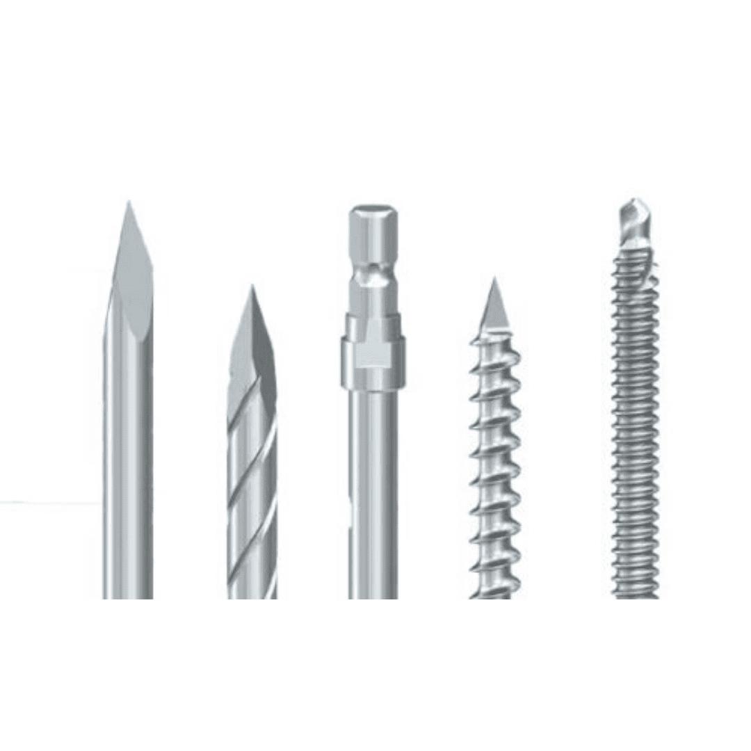 Pins and Screws