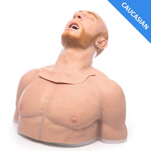 Full Size Torso Airway Trainers & Case